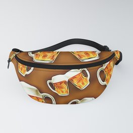 Brown beers forever Fanny Pack