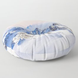 The Promised Land Floor Pillow