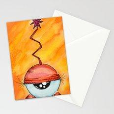 Aliem Unamused  Stationery Cards