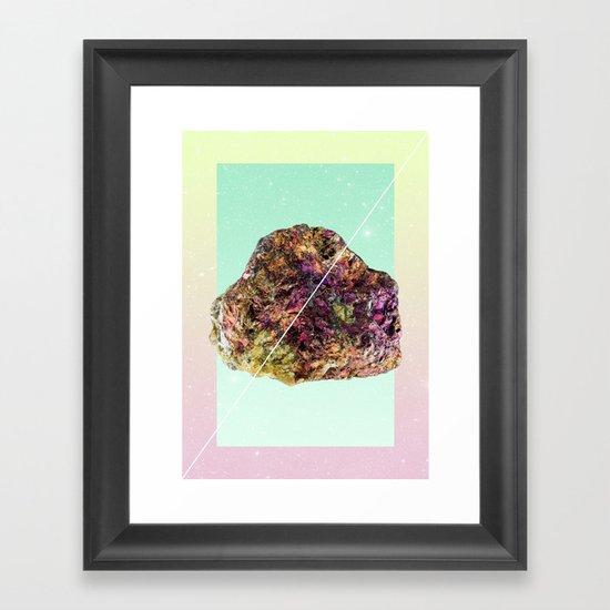 Mineral Love Framed Art Print