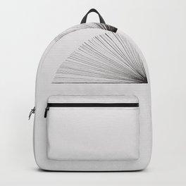 Not a Fan Grey Backpack