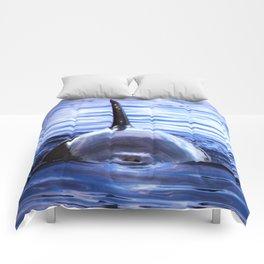Fins Up 2 Comforters