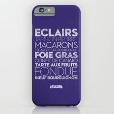 Paris — Delicious City Prints Slim Case iPhone 6s