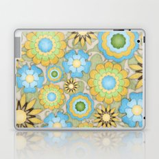 English Country Floral Laptop & iPad Skin