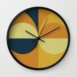 Geometry Games Wall Clock