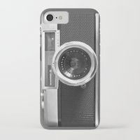 paint iPhone & iPod Cases featuring Camera by Nicklas Gustafsson