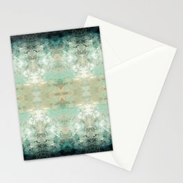 HEAVENLY ABSTRACTION III-B Stationery Cards