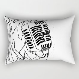 HOTmic Rectangular Pillow