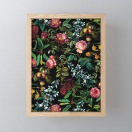 Floral Jungle Framed Mini Art Print