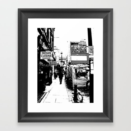 SOHO LIFE Framed Art Print