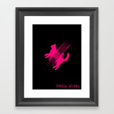 Hello Kitty  Framed Art Print
