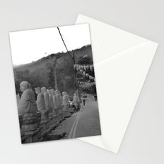 Buddhas on the Road Stationery Cards