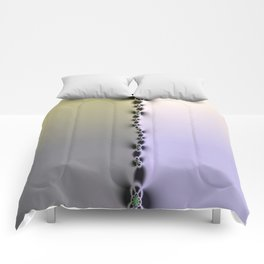 Fractal Space Comforters