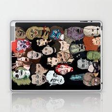 Halloween Gumbo Laptop & iPad Skin