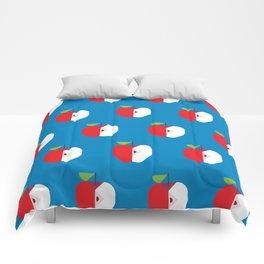 Fruit: Apple Comforters