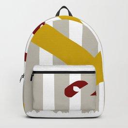 minimalist duo Backpack