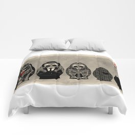 """Empty Nesting"" Comforters"
