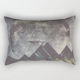 Sweet dreams mountain Rectangular Pillow