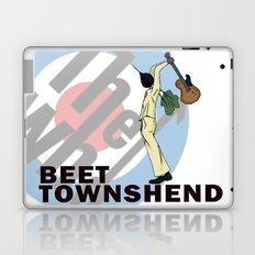 Beet Townshend Laptop & iPad Skin