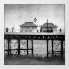 Cromer Pier, Norfolk Canvas Print