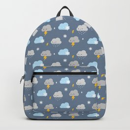 Kawaii Stormy Weather Backpack