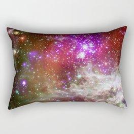 NGC 281 nebula with active star formation (NASA/Chandra) Rectangular Pillow