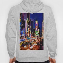 Times scuare Hoody