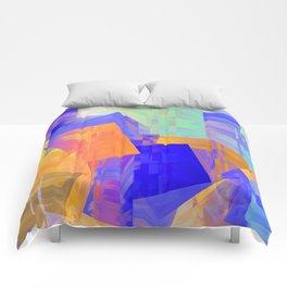 Glitch 7 Comforters