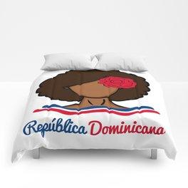 Dominican Afro Comforters