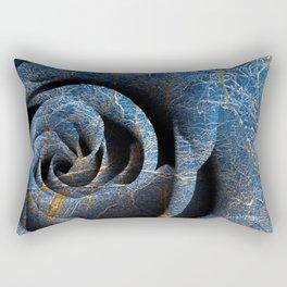 Susquehanna Winter Rose Rectangular Pillow