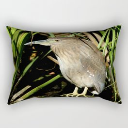 A Young Beauty Rectangular Pillow