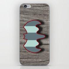 Arctic Bat iPhone & iPod Skin