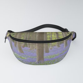 Bluebell Forest 3 Fanny Pack