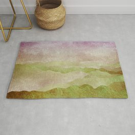 Smoky Mountains II - Appalachian Spring Rug
