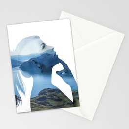 Serenity One Stationery Cards