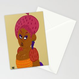 Sister Fruit Stationery Cards