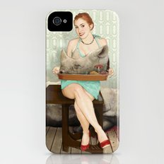 The Meal Slim Case iPhone (4, 4s)
