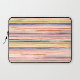 Robayre Watercolor Lines Laptop Sleeve