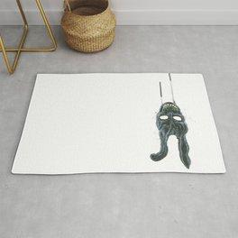 Empty Masks - Frank Rug