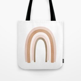 One happy little rainbow Tote Bag