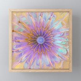 Flower of Fairies Framed Mini Art Print