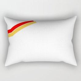The Strokes Logo Striped Julian Casablancas Rectangular Pillow