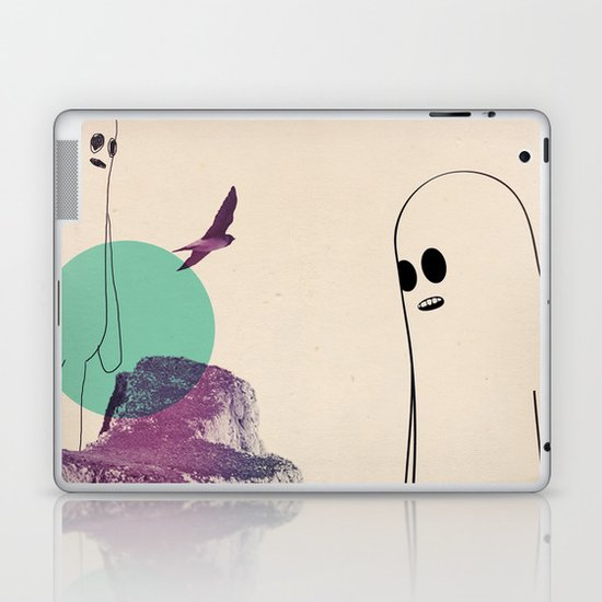 spy_lungone Laptop & iPad Skin