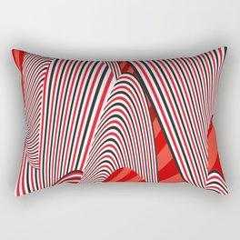 Abstract Pattern 11 Rectangular Pillow