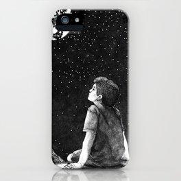 Star Gazing iPhone Case