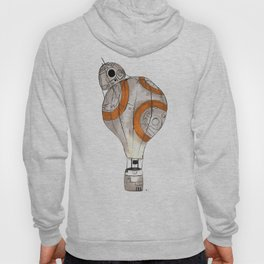 BB8 Balloon Hoody