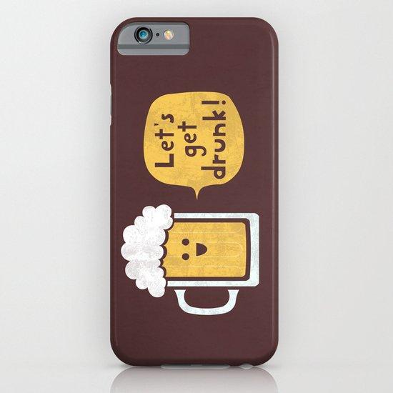 Drinking Buddy iPhone & iPod Case