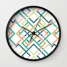 Villages Wall Clock