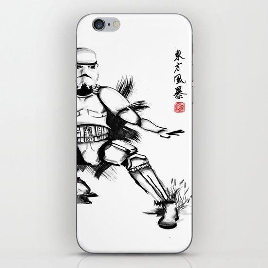 Eastern Storm iPhone & iPod Skin