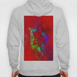 Radioactive Star Hoody